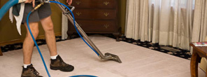 Carpet Treatments with Water Damage